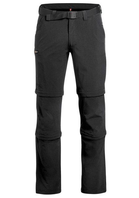 Empfehlung: Funktions Wanderhose Marinus Outdoorhose mit Triple-Zipp-Off  von maier sports*