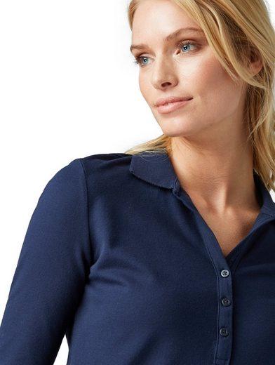 arm shirt Tom 3 Dunkelblau Tailor 4 »poloshirt« 34ARj5Lq