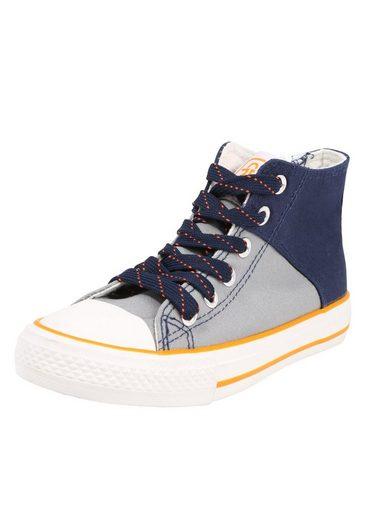 Color Kids Sneaker in farbenfrohem Design