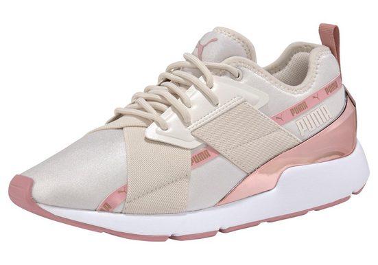 PUMA »Muse X-2 Metallic Wn's« Sneaker
