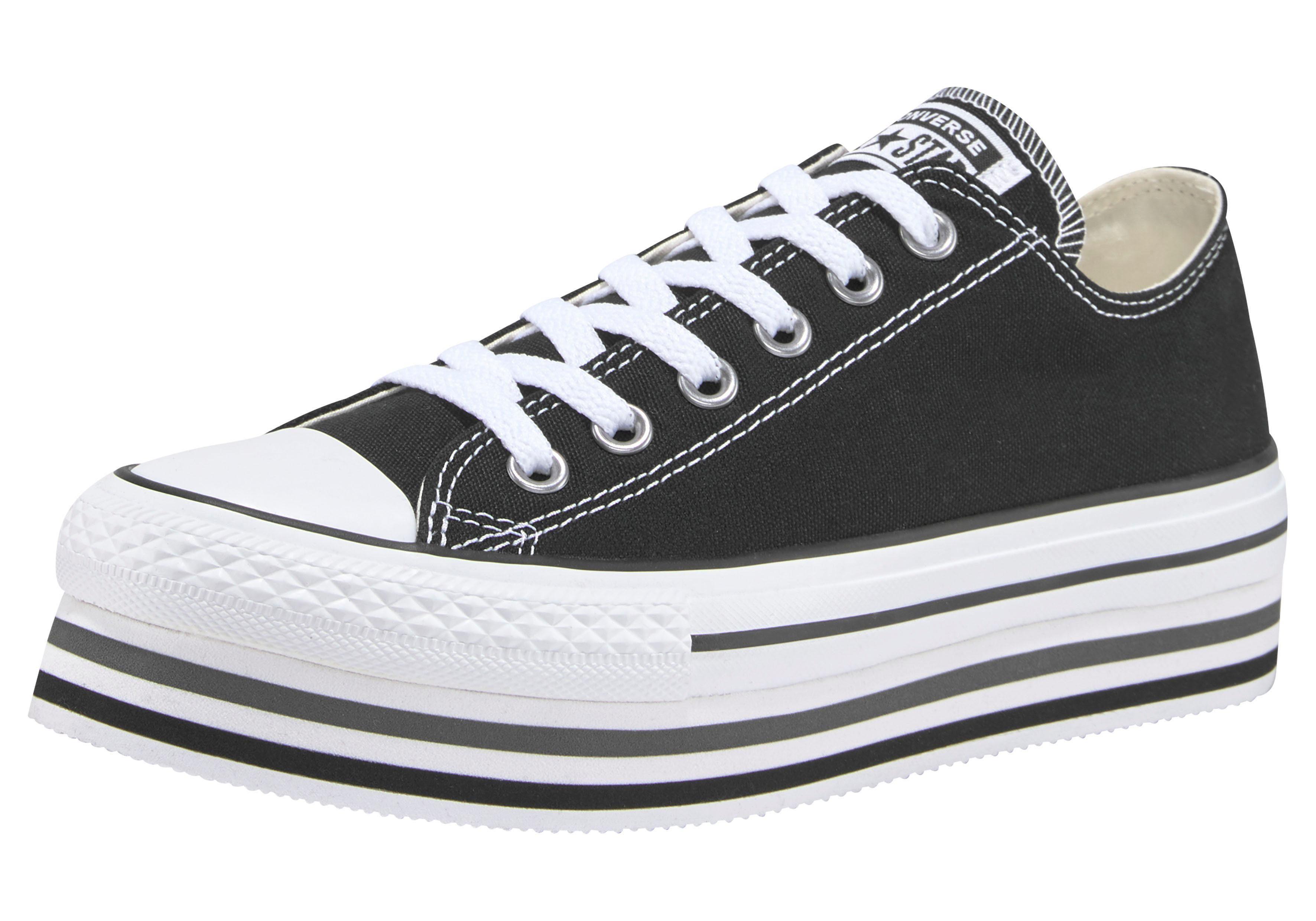 Converse »Chuck Taylor All Star Platform Layer Ox« Plateausneaker online kaufen | OTTO