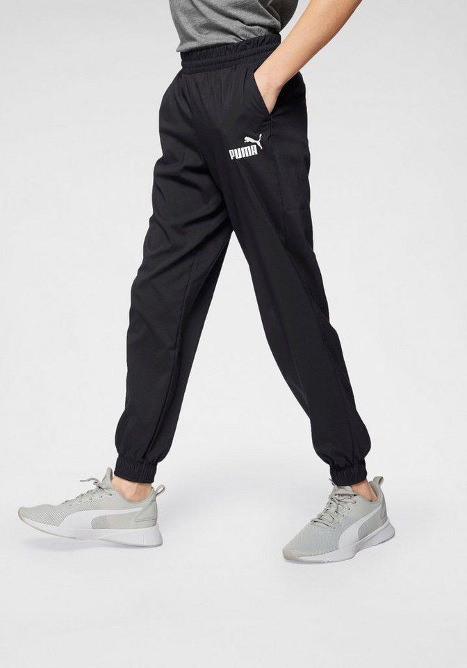 8acbda59cc861f PUMA Sporthose »ESSENTIAL LOGO WOVEN PANTS CL BOYS« online kaufen