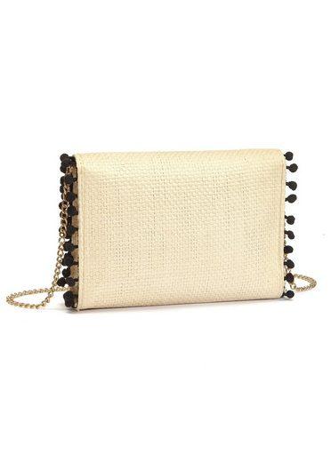 Lascana Lascana Minibag Bommeln Minibag Mit Mit wa4586xq