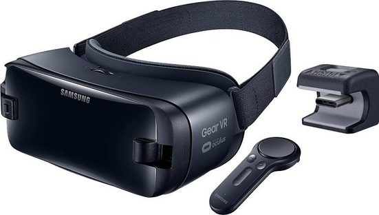 Samsung »Gear VR with Controller (SM-R325)« Virtual-Reality-Brille
