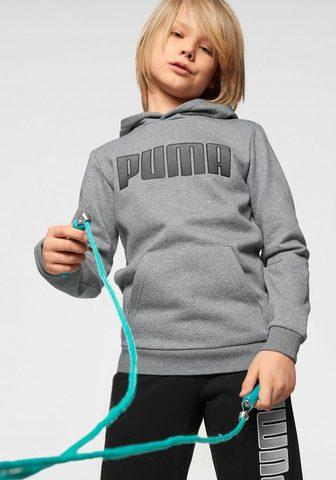 PUMA Sportinis megztinis su gobtuvu »KIDS A...