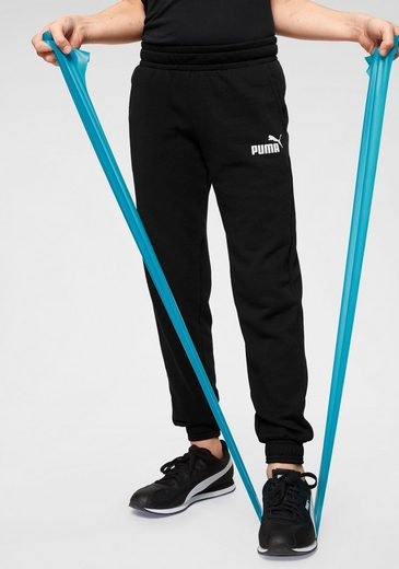 PUMA Jogginghose »ESSENTIAL LOGO SWEAT PANTS TR CL BOYS«