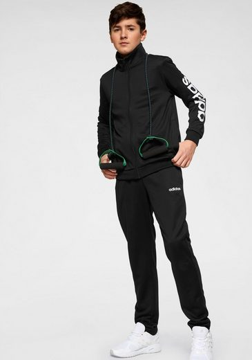 adidas Trainingsanzug »YOUNG BOYS TRACKSUIT« (Set, 2 tlg)
