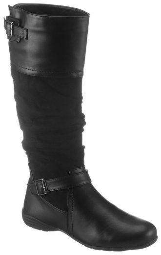 CITY WALK Stiefel mit stylischen Schnallen
