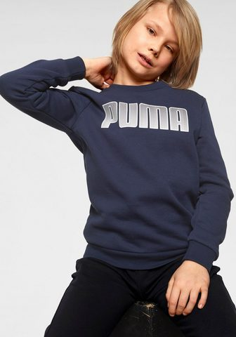 PUMA Sportinio stiliaus megztinis »KIDS ATH...