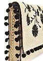 LASCANA Clutch, kleine Basttasche mit Bommeln, Bild 6