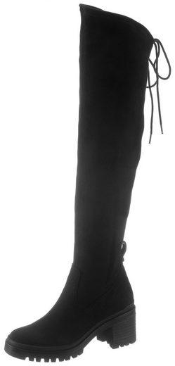 Tamaris »Marielle« Overkneestiefel mit XS-Schaft