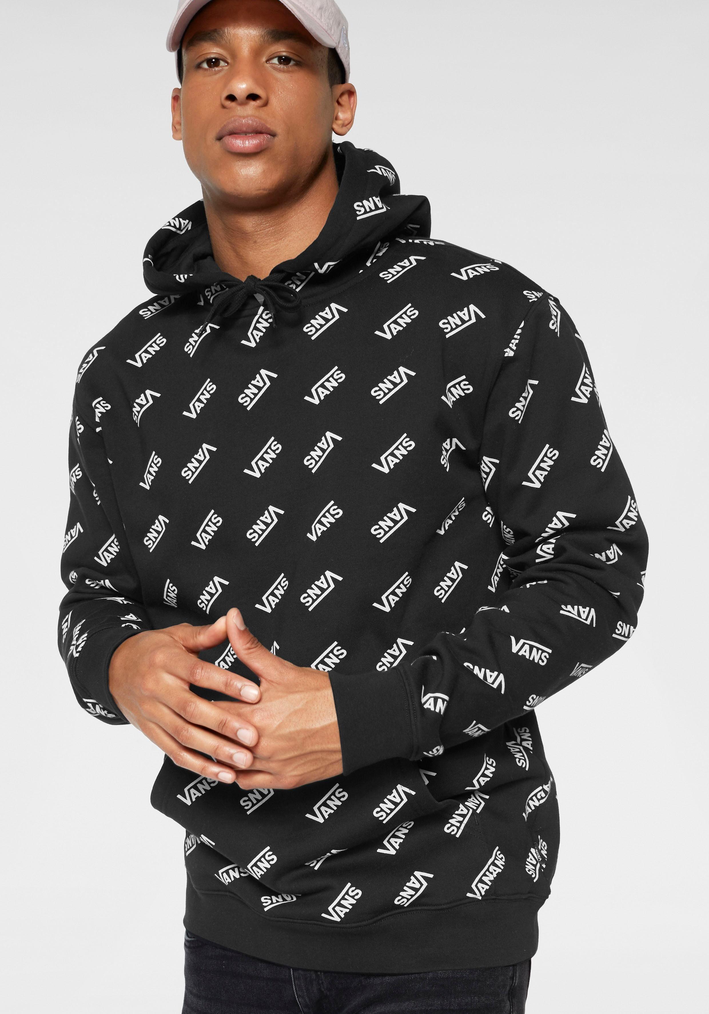 Vans Kapuzensweatshirt »ALLOVER DISTORTED PERFORMANCE« online kaufen | OTTO