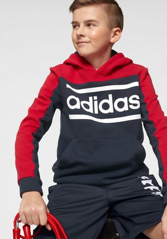 ADIDAS Sportinis megztinis su gobtuvu »ONE SE...