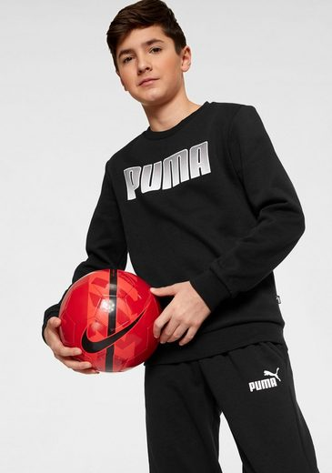 PUMA Sweatshirt »KIDS ATHLETICS CREW NECK BOYS«