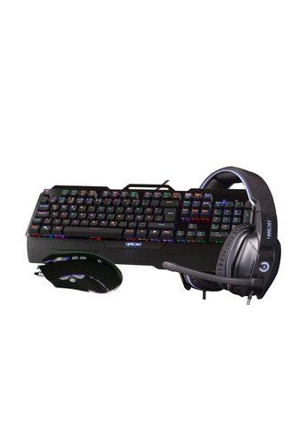 HYRICAN Striker Žaidimų Spar rinkinys RGB Komp...