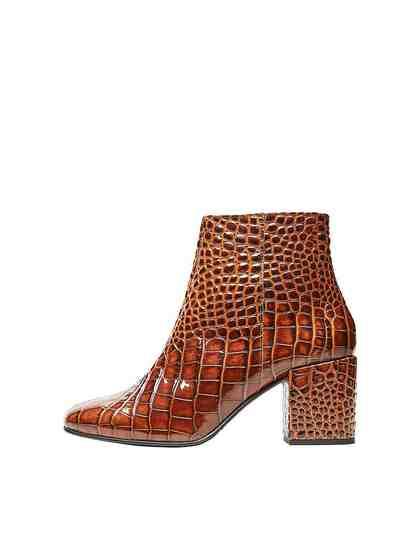 Selected Femme Leder Stiefel