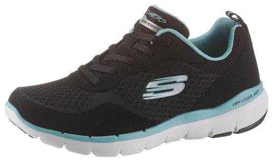 Skechers »Flex Appeal 3.0 - Go Forward« Sneaker in toller Farbkombi