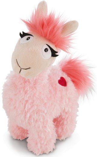 Nici Kuscheltier »Lama, La-La-Lama-Love, 23 cm«, stehend