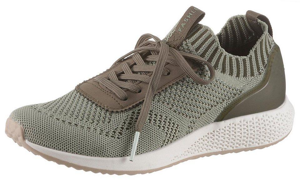 7dfbcd580ff309 Tamaris »Fashletics« Slip-On Sneaker mit Wechselfußbett online ...