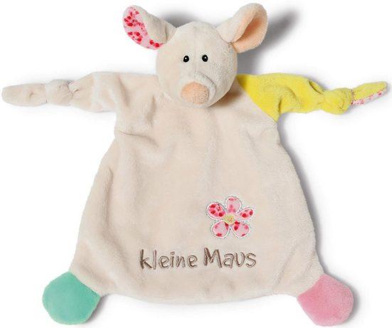 Nici Schmusetuch »My First NICI Kollektion, Maus Mincy, kleine Maus«, (1-tlg), mit aufgestickten Augen