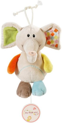 Nici Spieluhr »My First NICI Kollektion, Elefant Dundi«