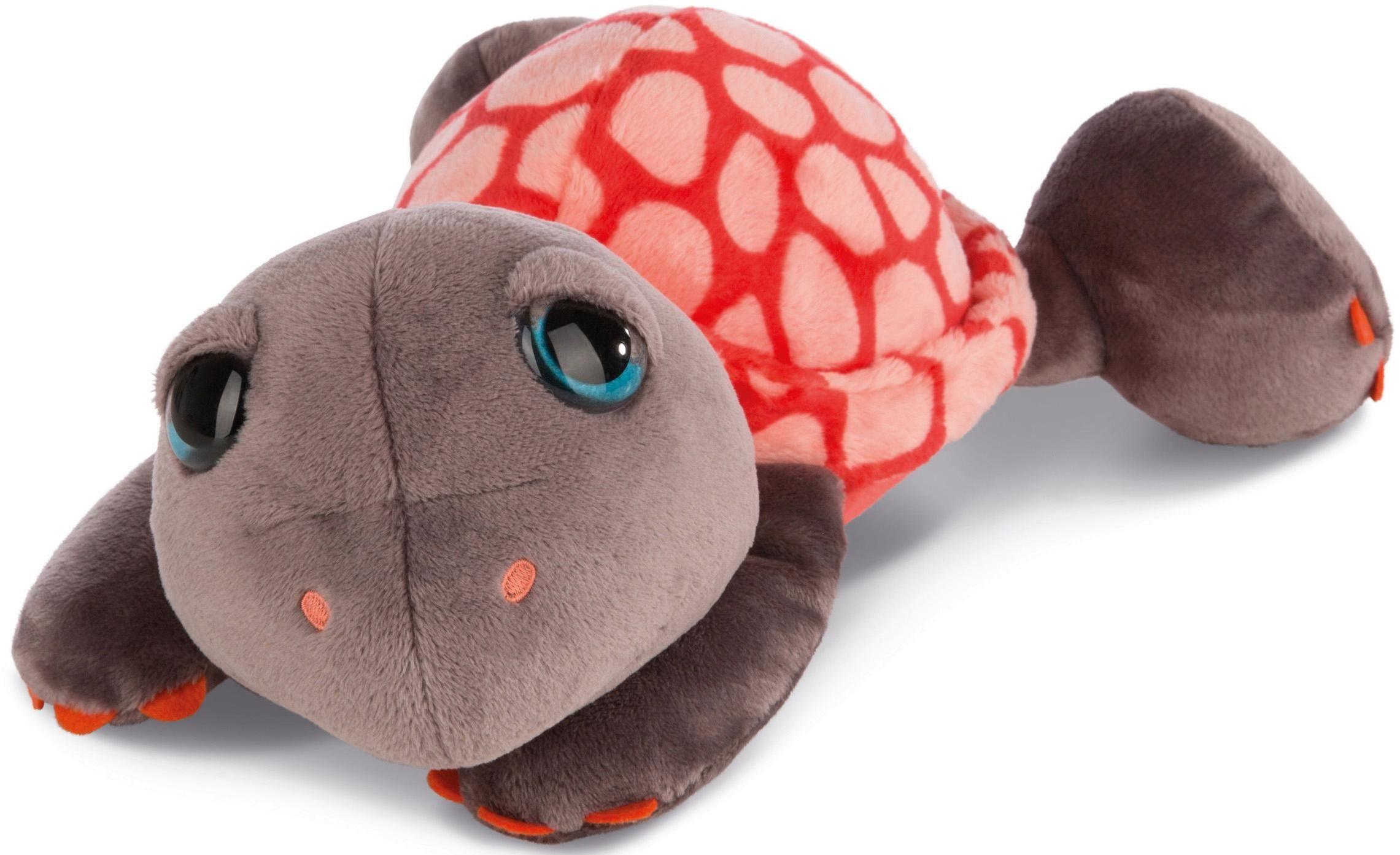 Nici Kuscheltier »Schildkröte Snazzy, 35 cm«, liegend