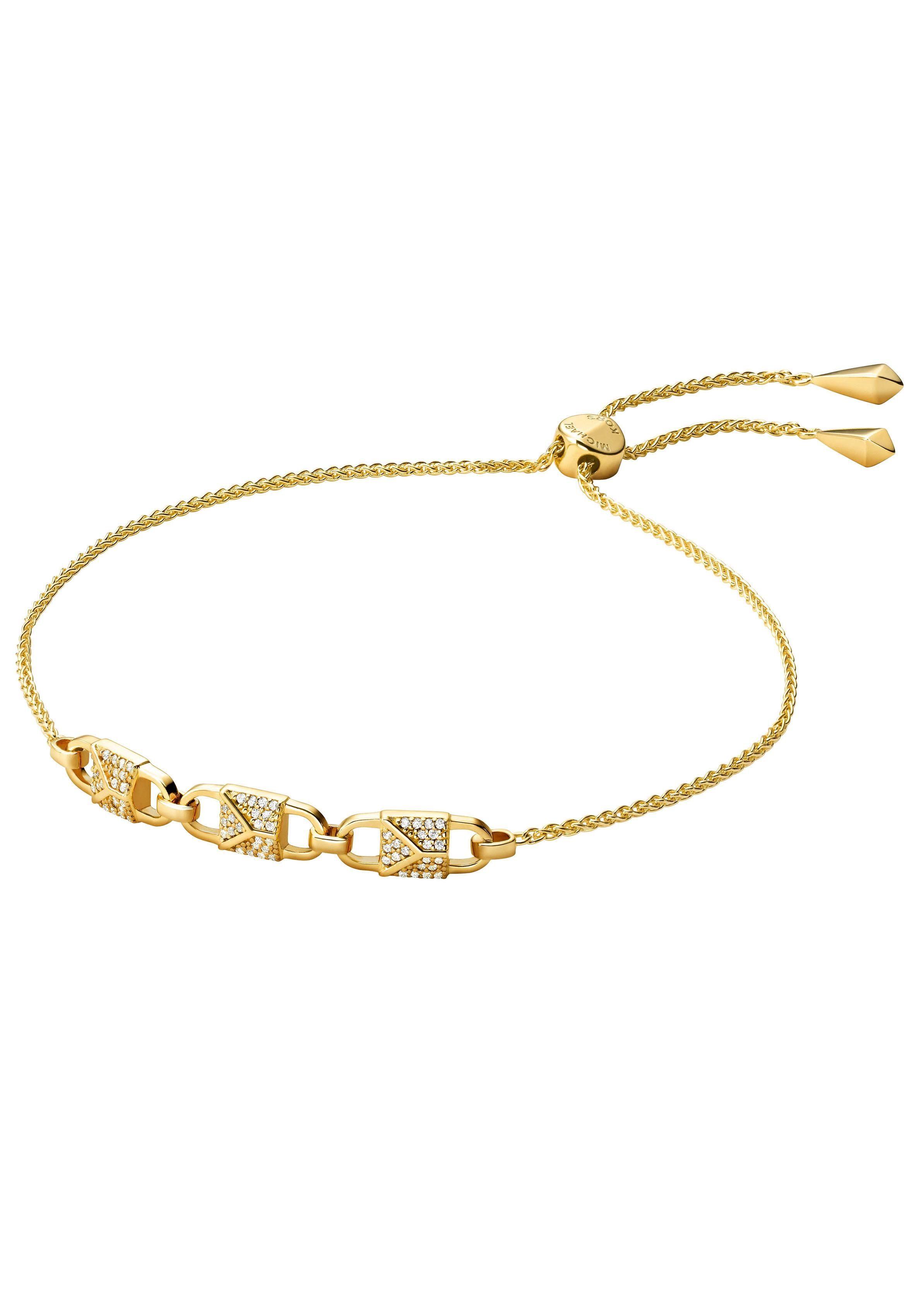 MICHAEL KORS Armband »PREMIUM, MKC1134AN710« mit Zirkonia