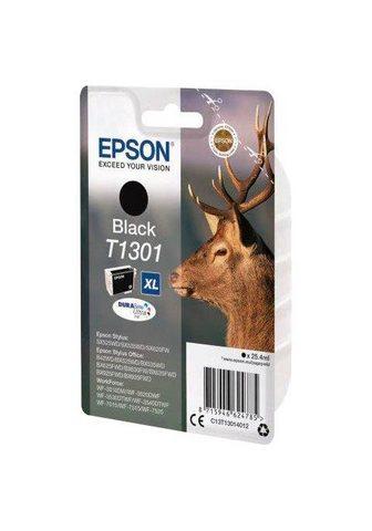 EPSON »T1301 Original juoda spalva C13T13014...