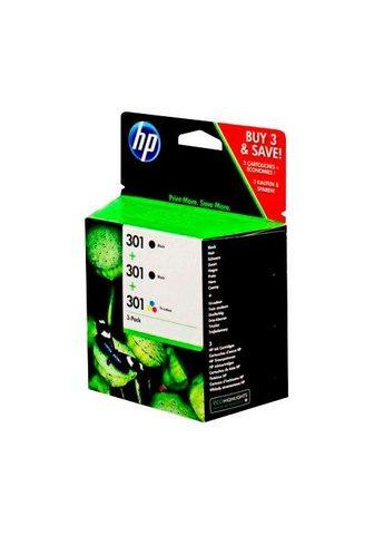 HP »301 original E5Y87EE Sparset« Rašalo ...