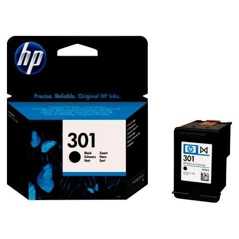HP »NR.301, original, CH561EE, SCHWARZ« Tintenpatrone