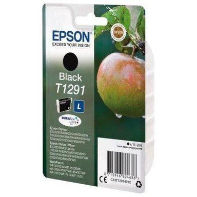 Epson »T1291 Original Schwarz C13T12914012« Tintenpatrone