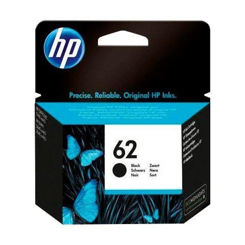 HP »62 SCHWARZ« Tintenpatrone