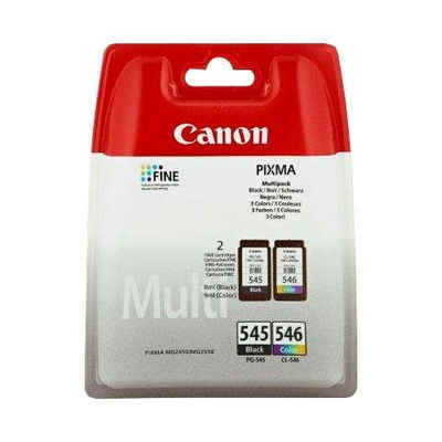 Canon »PG-545/CL-546 MULTIPACK« Tintenpatrone