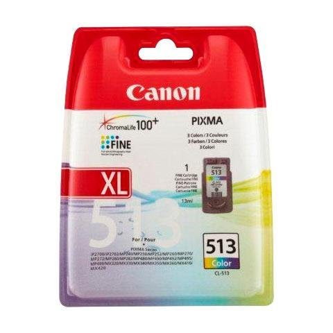 Canon »CL 513 Druckkopf color« Tintenpatrone
