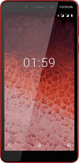 Nokia 1 Plus - Dual SIM Smartphone (13,84 cm/5,45 Zoll, 8 GB Speicherplatz)