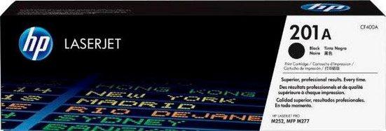 HP »hp 201A Black Toner Cartridge (CF400A)« Tintenpatrone