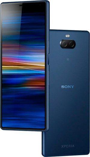Sony Xperia 10 Plus Dual SIM Smartphone (16,5 cm/6,5 Zoll, 64 GB Speicherplatz)