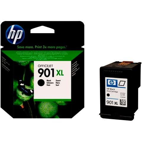HP »hp 901XL, original, CC654AE, SCHWARZ« Tintenpatrone