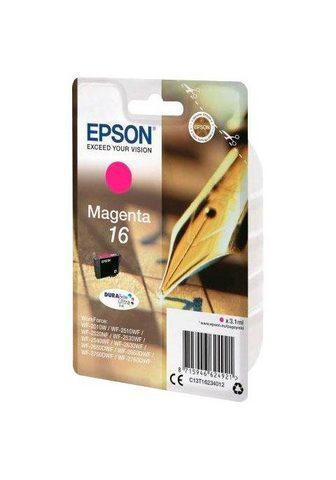 EPSON »T1623 16 Original Magenta C13T1623401...