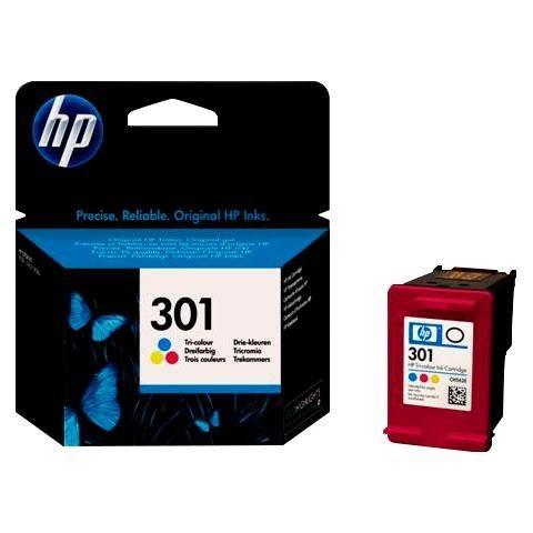 HP »hp NR. 301, original, CH562EE, cyan/magenta/yellow« Tintenpatrone online kaufen | OTTO