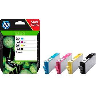 HP »364 original sw/c/m/y/ 4 St./Pack.« R...