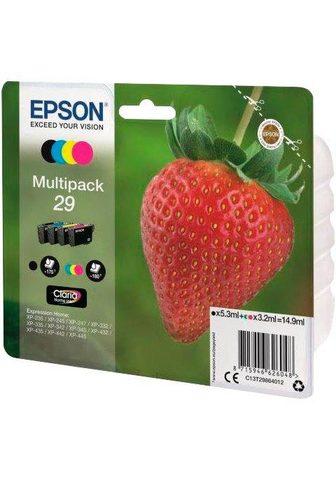 EPSON »T2986 29 Original Kombi-Pack juoda sp...
