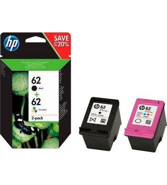 HP »62 original N9J71AE farbig juoda spal...