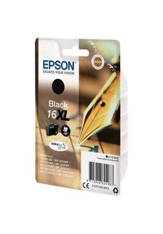 EPSON »T1631 16XL Original juoda spalva C13T...