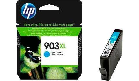 HP »hp 903XL, original, T6M03A, cyan« Tintenpatrone