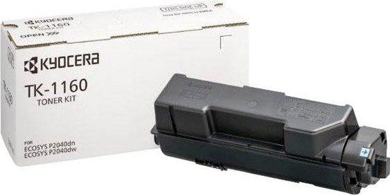 Kyocera Tonerpatrone »TK-1160, original, 1T02RY0NL0, sschwarz«