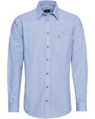Hammerschmid Trachtenhemd »Vichykaro-Hemd«