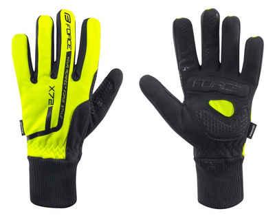 FORCE Fahrradhandschuhe »Winter Handschuhe X72«