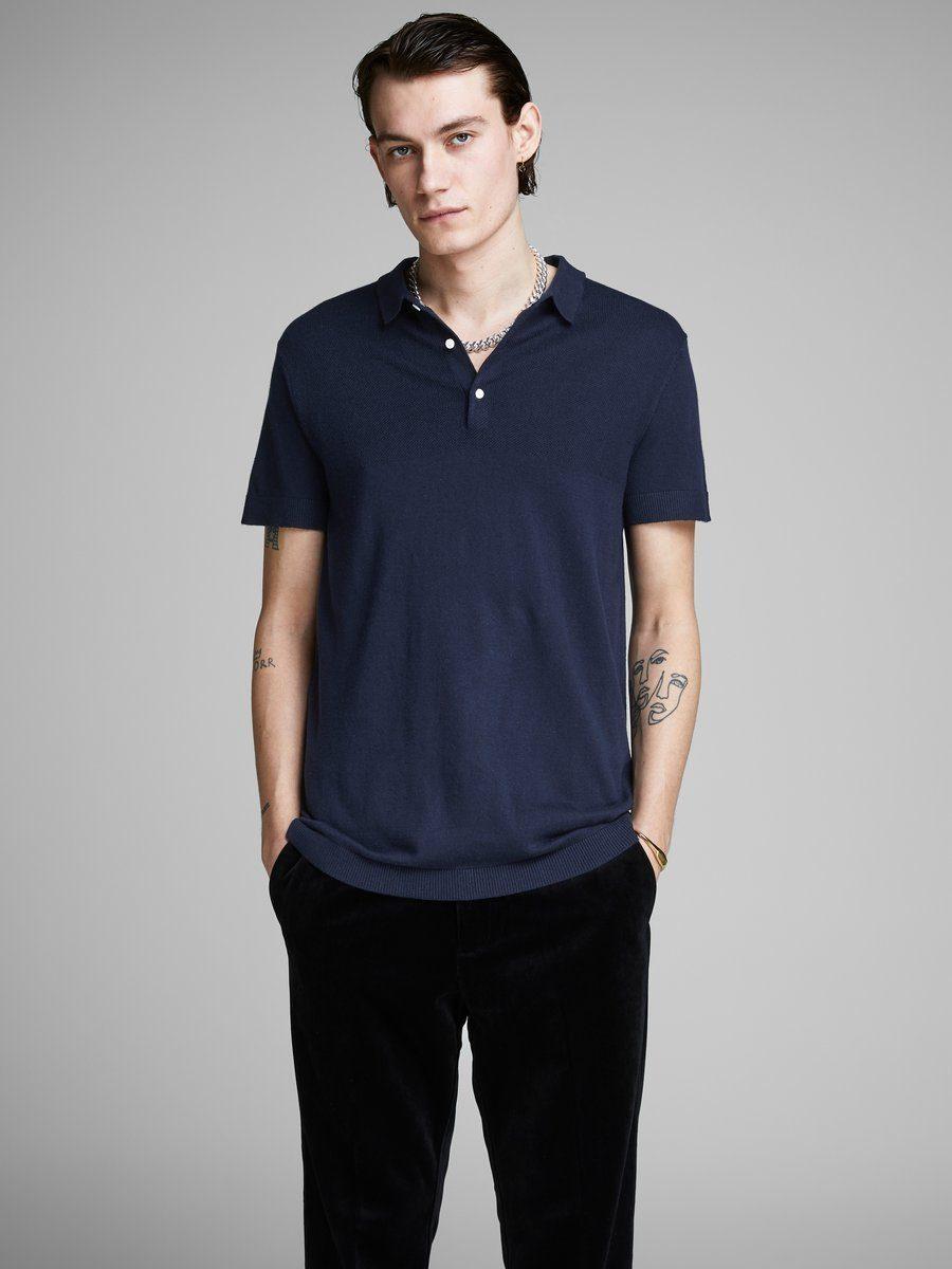 Online Jackamp; Jones Poloshirt Raffiniertes Kaufen nw80OPk