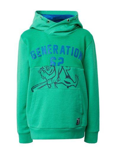 TOM TAILOR Sweatshirt »Hoodie mit Print«